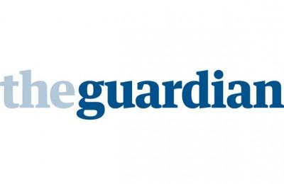 the-guardian-logo-font